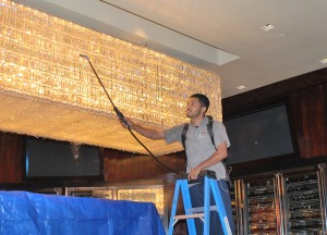 Chandelier Cleaning Las Vegas