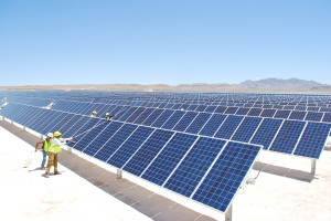 Solar Panel Cleaning Southern Nevada
